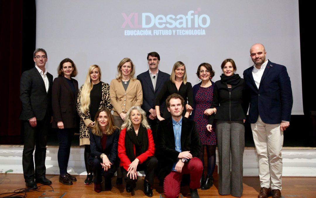 Educación, futuro y tecnología, a debate en 'XLDesafío' desde la Fundación Cajasol