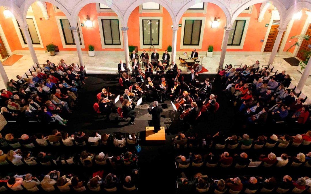 Concierto extraordinario de la Orquesta Musiziergemeinschaft del Mozarteum de Salzburgo en la Fundación Cajasol