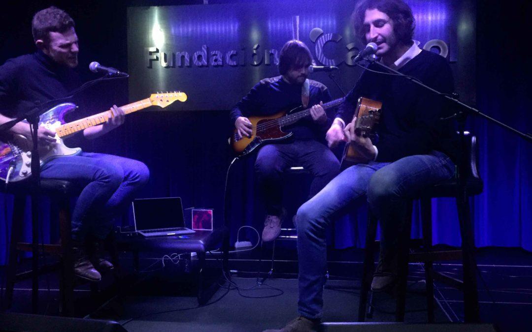 El concierto de The Strangers inaugura la temporada de 'Los Jueves en la Cuarta' de la Fundación Cajasol en Huelva