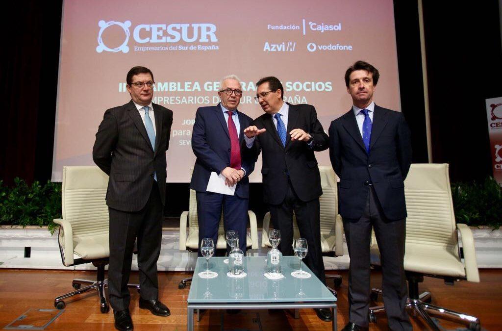 Jornada Empresarial 'Propuestas para la industrialización de Andalucía' desde la Fundación Cajasol