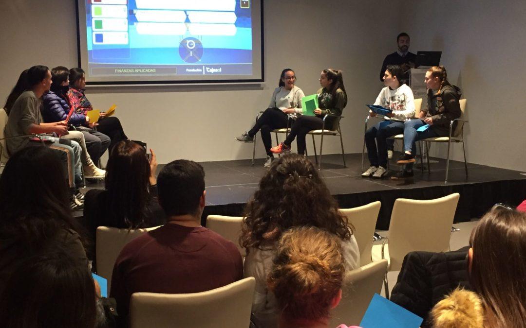 Nuevo taller de Educación Financiera con 'Finanzas Aplicadas' en la sede cordobesa de la Fundación Cajasol