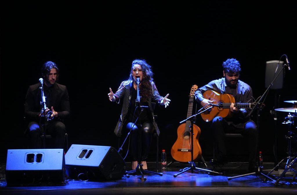Tremendo arranque del ciclo de Primavera 2017 de los Jueves Flamencos en la Fundación Cajasol
