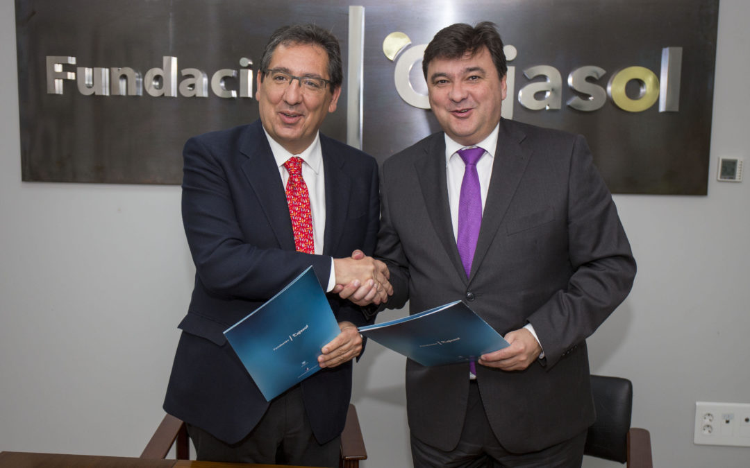 Fundación Cajasol y Ayuntamiento de Huelva se alían para impulsar la excelencia de la cultura en la capital