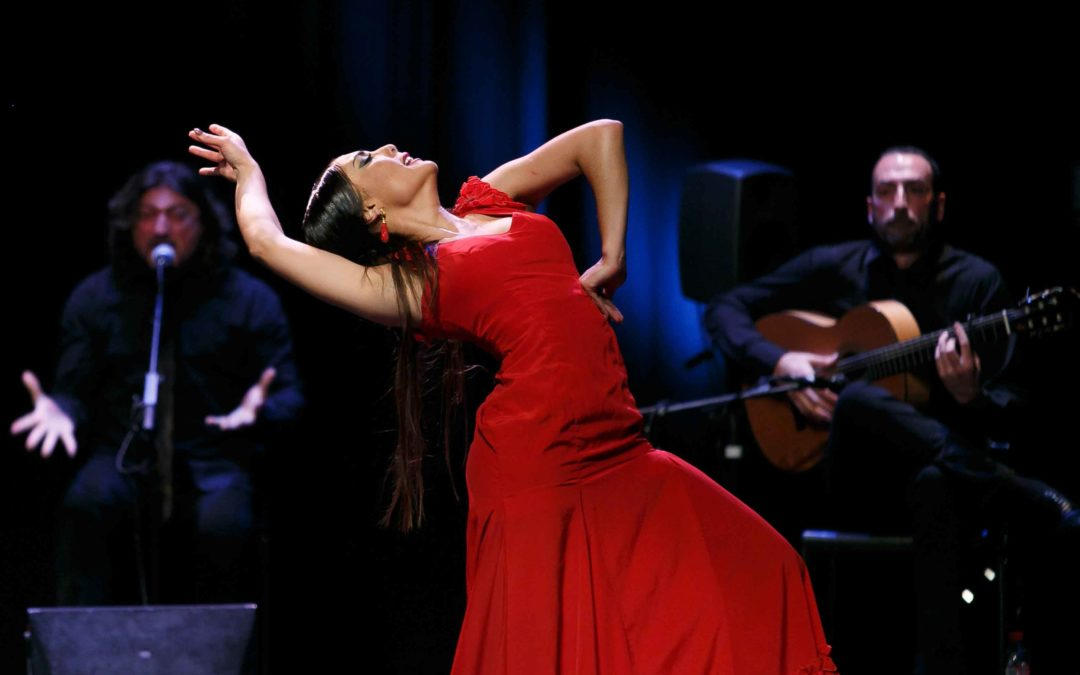 Los Jueves Flamencos de la Fundación Cajasol presentan a la joven bailaora Alba Heredia 'En Estado Puro'