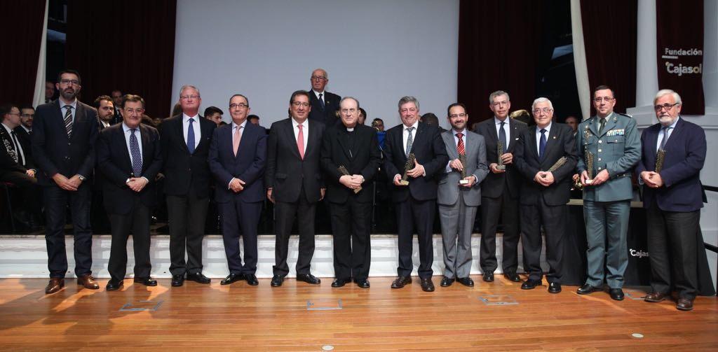 La Fundación Cajasol hace entrega de los V Premios 'Gota a Gota de Pasión'