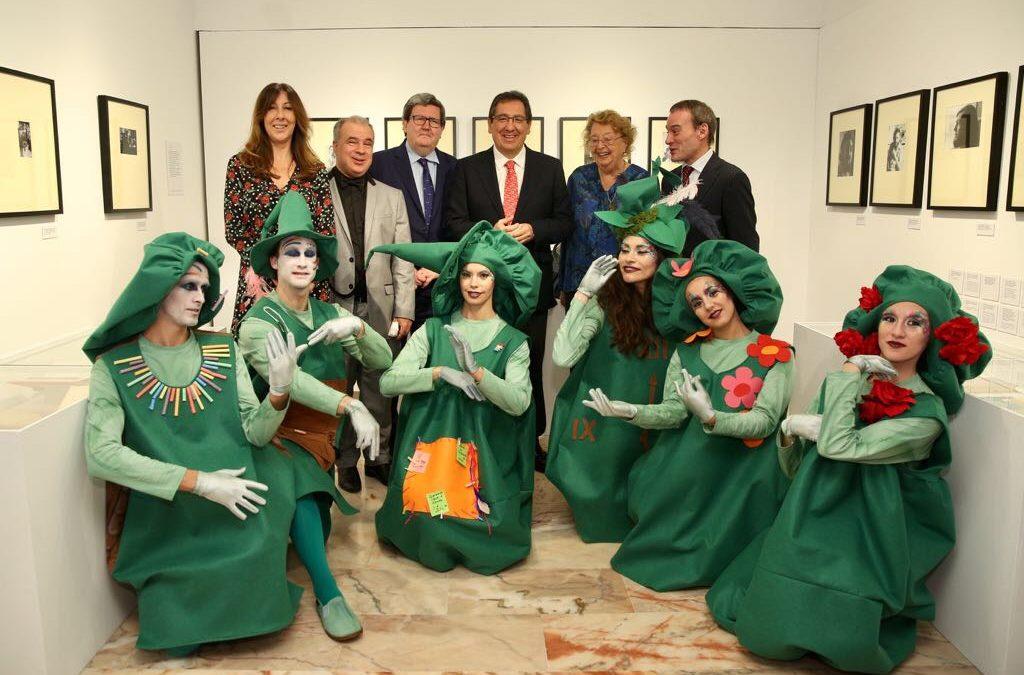La Fundación Cajasol abre las puertas de su Sala de Exposiciones en Sevilla al 'Universo de Julio Cortázar'