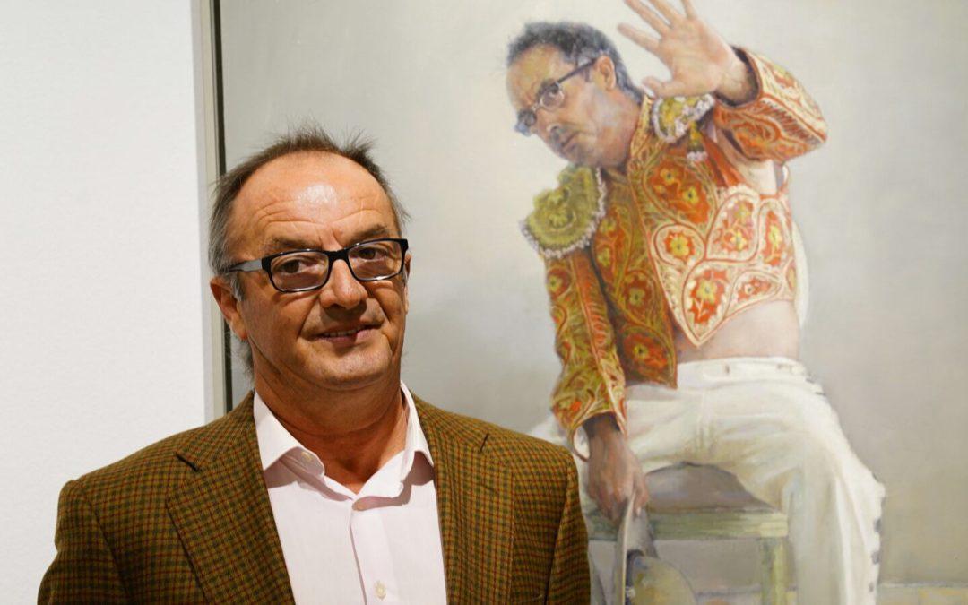 La exposición de pintura de Fermín García Villaescusa, en la sede de la Fundación Cajasol en Cádiz hasta el 25 de marzo