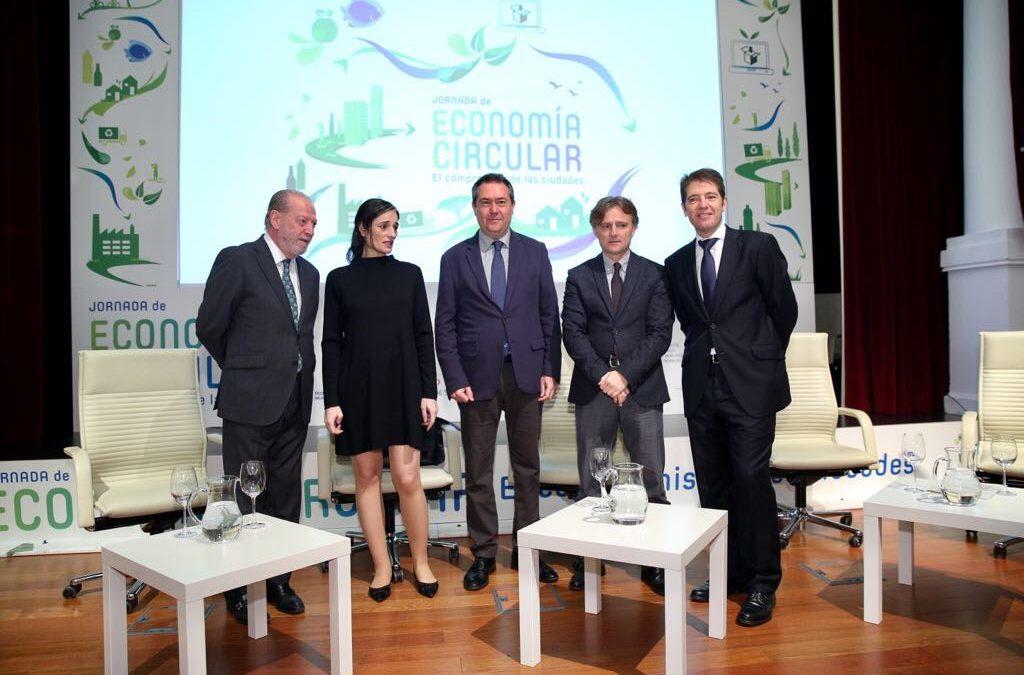 La Fundación Cajasol, epicentro europeo de la economía circular