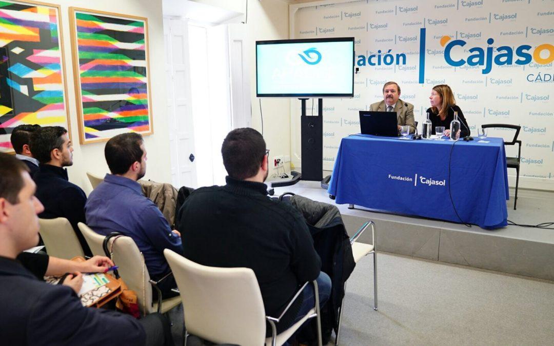 El gestor energético se presenta como alternativa laboral interesante en Cádiz desde la Fundación Cajasol