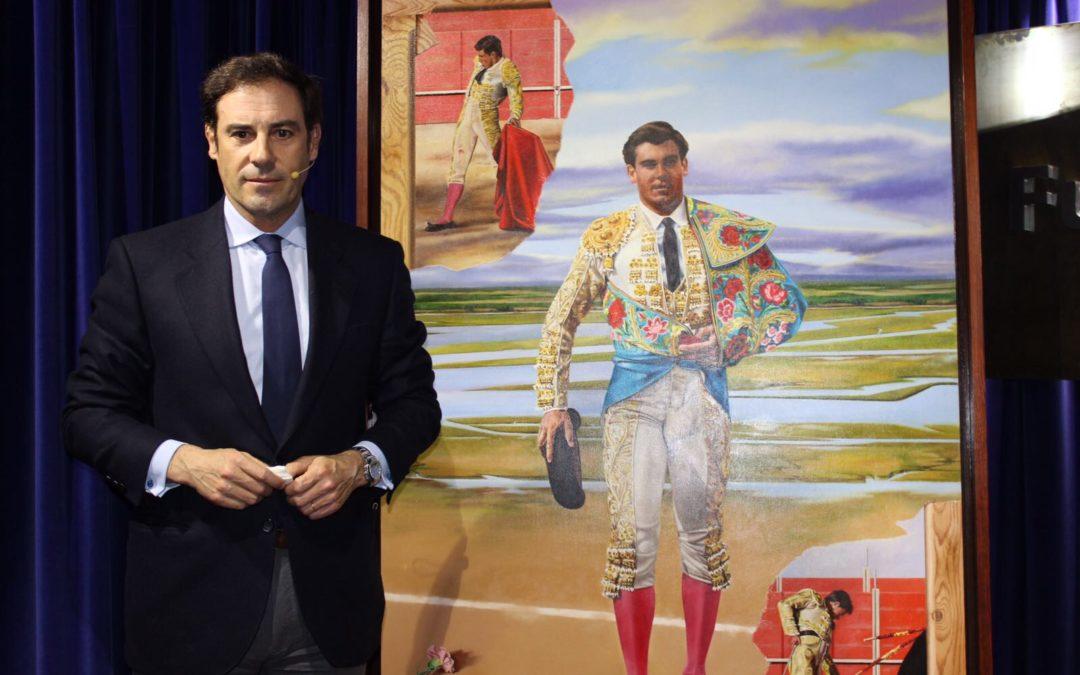 Homenaje a 'Litri' en el 30º aniversario de su alternativa para arrancar el XXVI Ciclo Los Toros de la Fundación Cajasol en Huelva