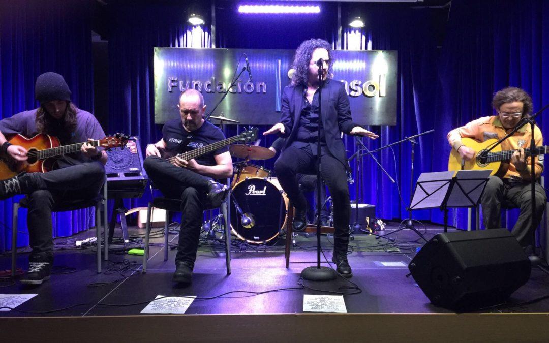 Siberia repasa sus tres décadas de rock en 'Los Jueves en la Cuarta' de la Fundación Cajasol en Huelva