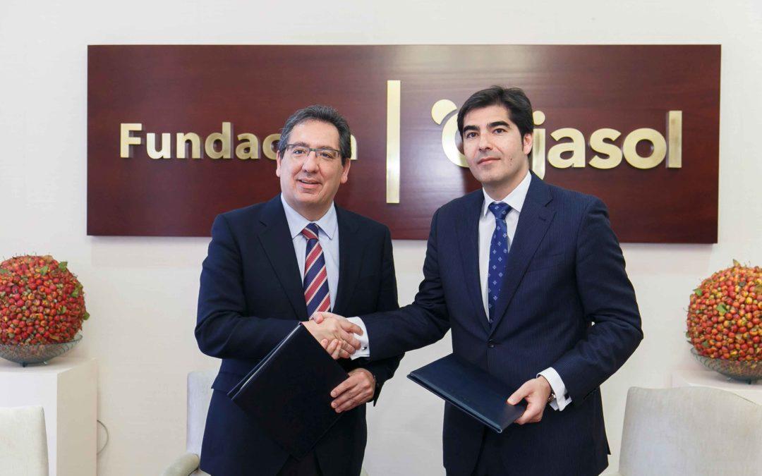 Fundación Cajasol y el Real Betis Balompié continúan haciendo del fútbol una herramienta para inculcar valores
