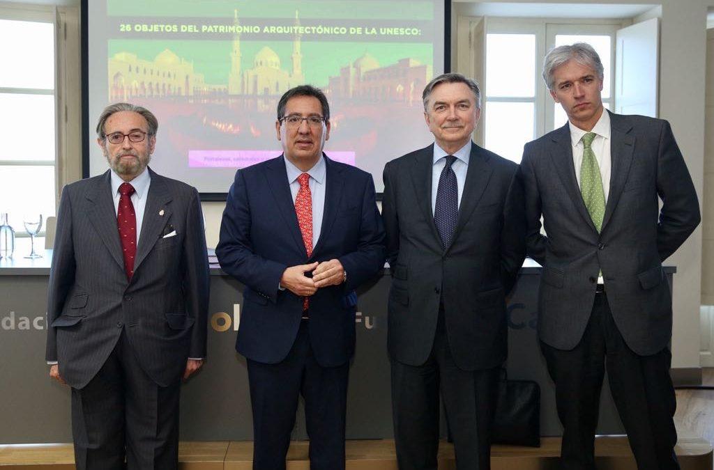 """Antonio Pulido: """"Las empresas españolas y andaluzas están dando un salto más que notable en el campo de la internacionalización"""""""