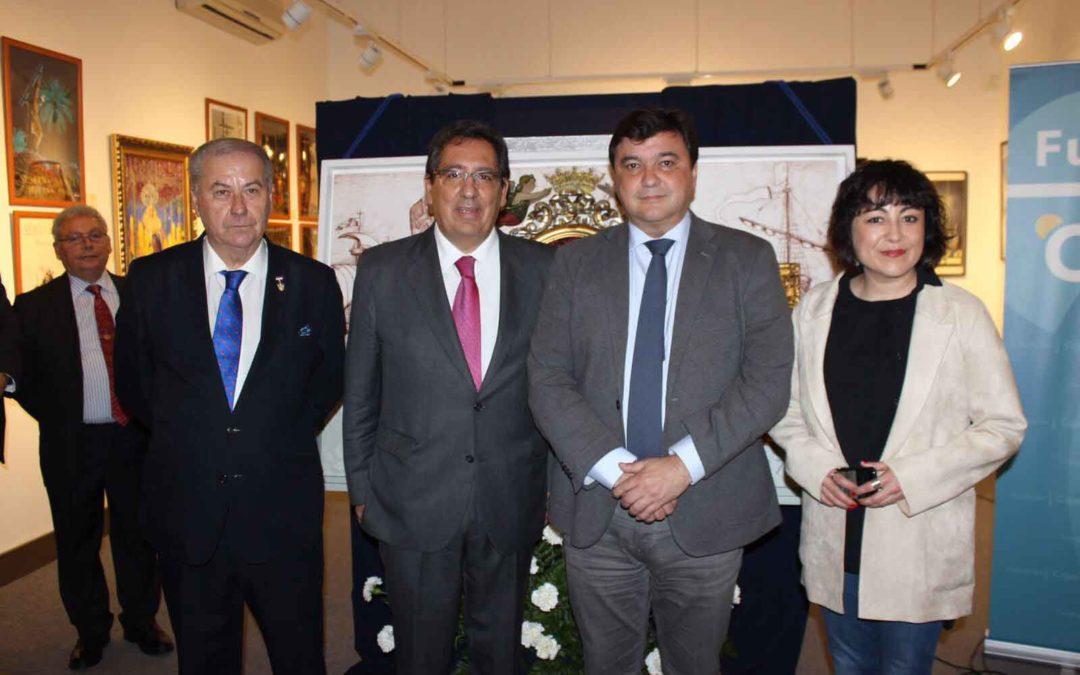 Exposición 'Carteles de la Semana Santa de Huelva', hasta el 14 de abril en la Fundación Cajasol