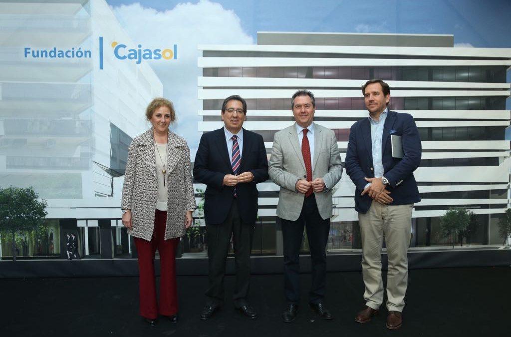 La Fundación Cajasol presenta su nuevo proyecto 'Edificio Villasís' en Sevilla