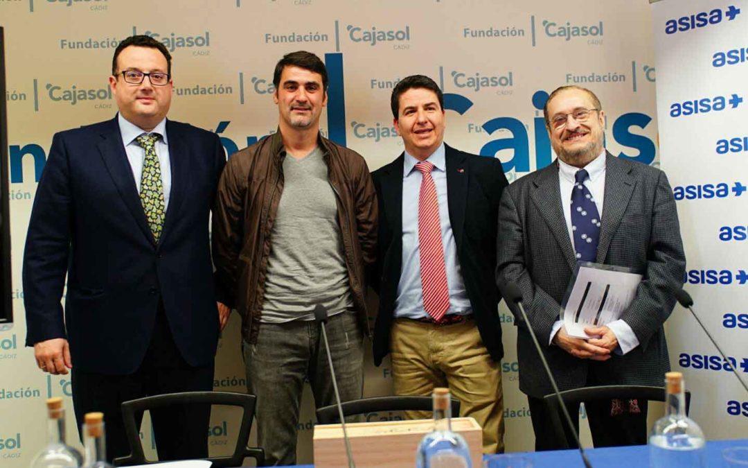 Aula de Salud sobre 'Fracturas dorsales en accidentes de tráfico' desde la Fundación Cajasolen Cádiz