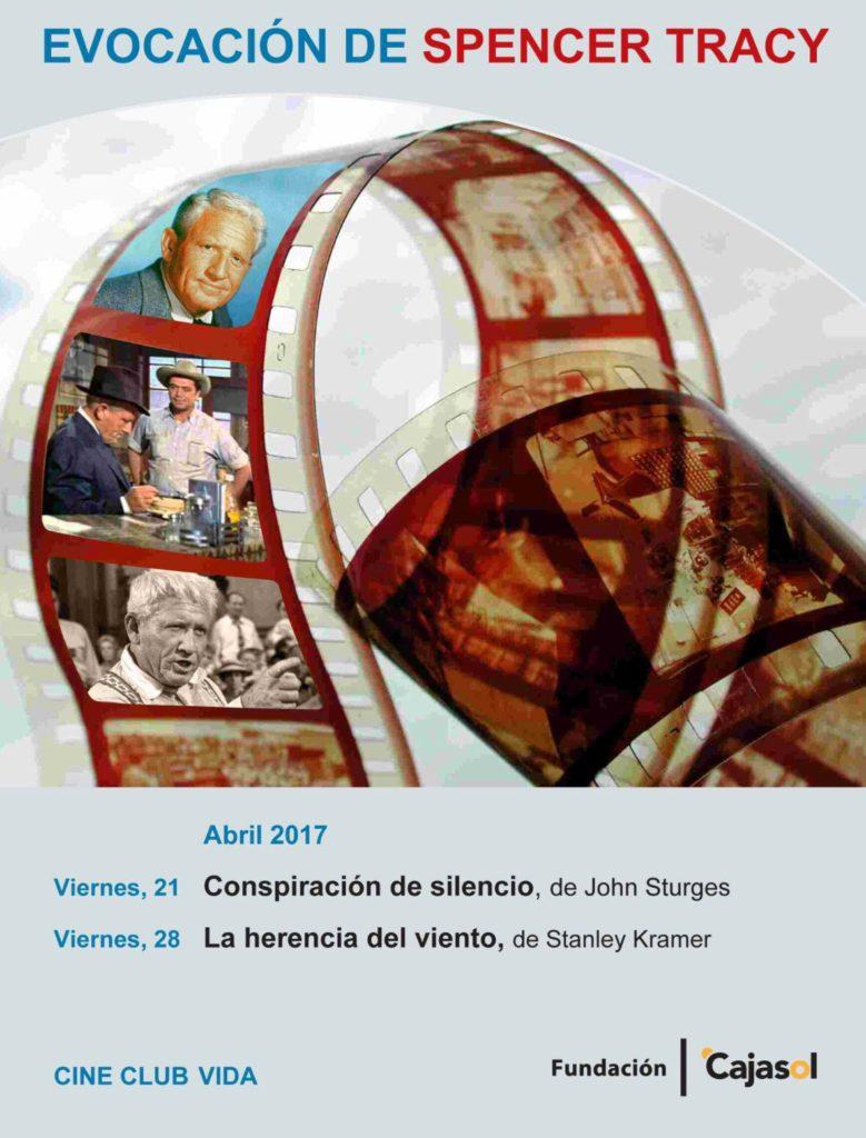 Ciclo de cine dedicado a Spencer Tracy en la Fundación Cajasol