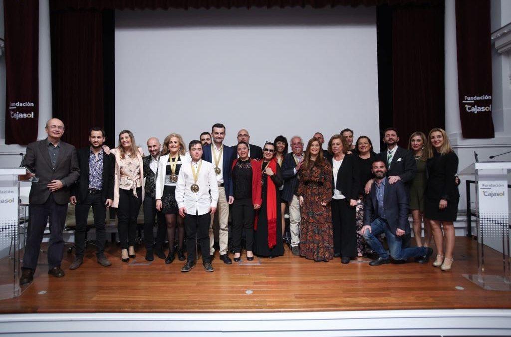 Entrega de los VI Premios Adriano Antinoo en la Fundación Cajasol