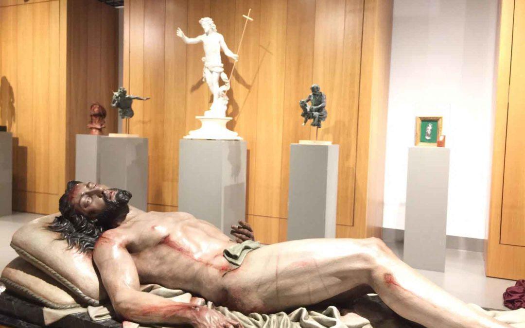La Fundación Cajasol inaugura la exposición 'Imagineros y Orfebres' en Córdoba