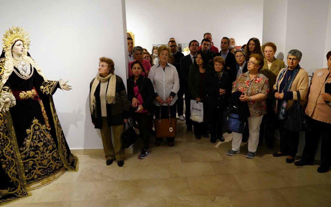 La Fundación Cajasol muestra los mayores tesoros de 'La Iglesia de San Antonio en el Siglo XVIII. Arte y devoción'