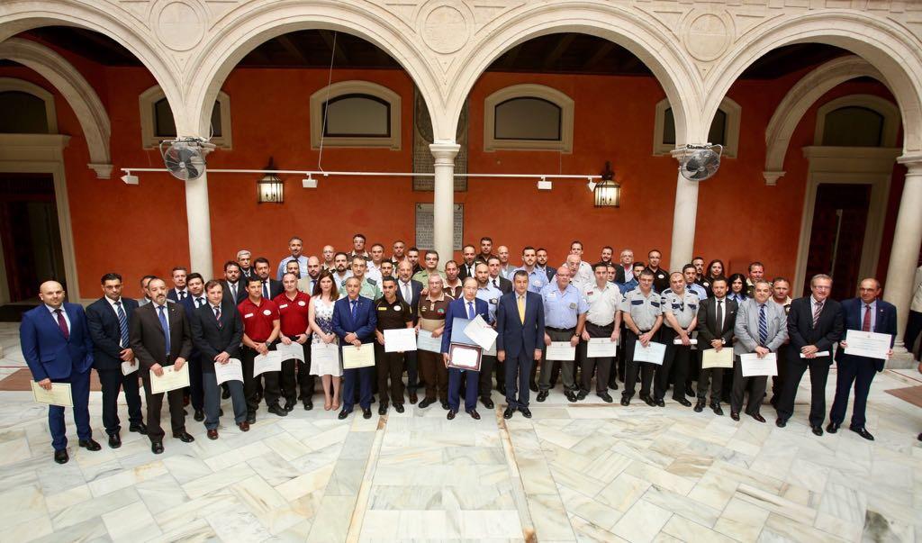 VIII Día de la Seguridad Privada 2017 desde la Fundación Cajasol