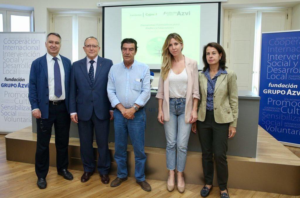 Encuentros Formativos para Padres y Educadores en la Fundación Cajasol