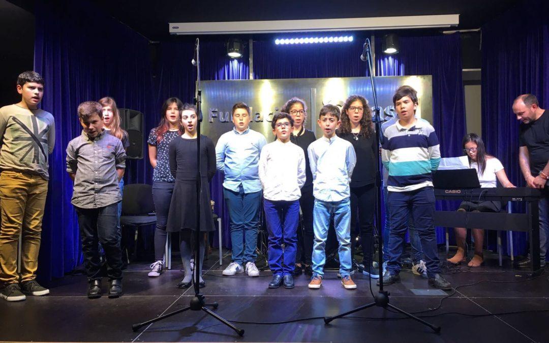 La Escuela Municipal de Cartaya, protagonista en 'Los Jueves en la Cuarta' de la Fundación Cajasol en Huelva