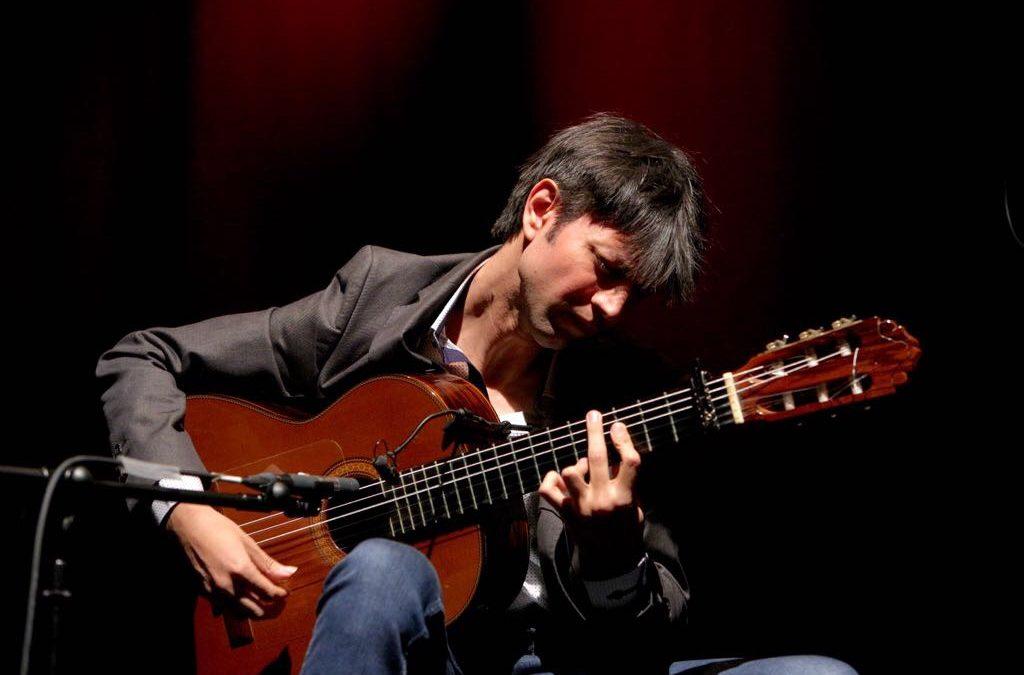 David Carmona nos enseña 'Un Sueño de locura' en los Jueves Flamencos de la Fundación Cajasol