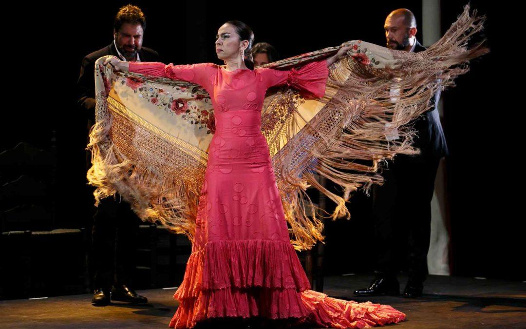 Isabel Bayón llega a los Jueves Flamencos de la Fundación Cajasol con su espectáculo 'Lo esencial'