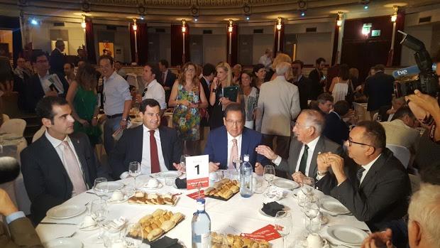 """Antonio Pulido: """"En la Fundación Cajasol nos sentimos profundamente comprometidos con Andalucía y estamos cada vez más cerca de Almería"""""""