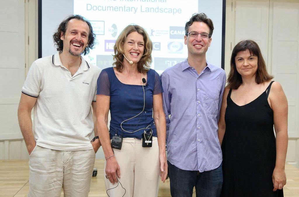 El ciclo 'Cine y negocio: más allá de la creación' empieza con 'El arte de la financiación internacional de películas' en la Fundación Cajasol