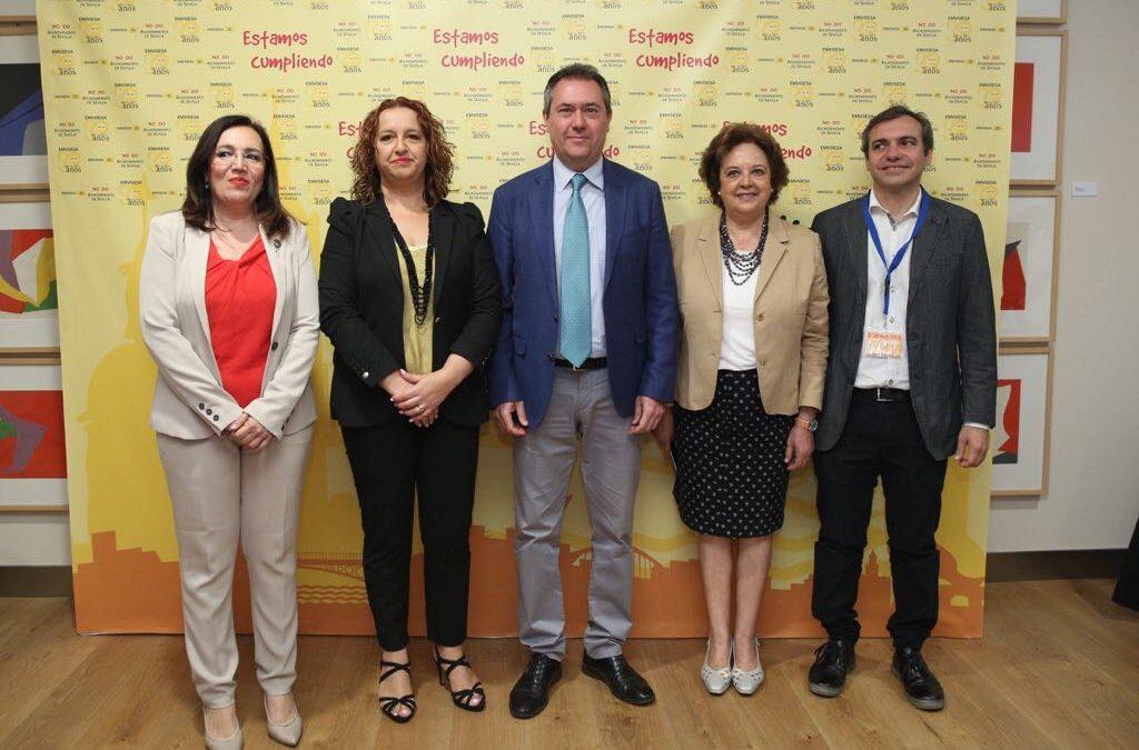 Jornadas '30 años de Emvisesa' en la Fundación Cajasol