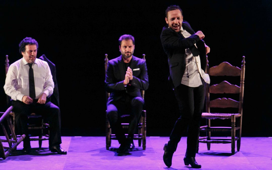La 'Sinergia' de Manuel Liñán invade el escenario de los Jueves Flamencos en la Fundación Cajasol