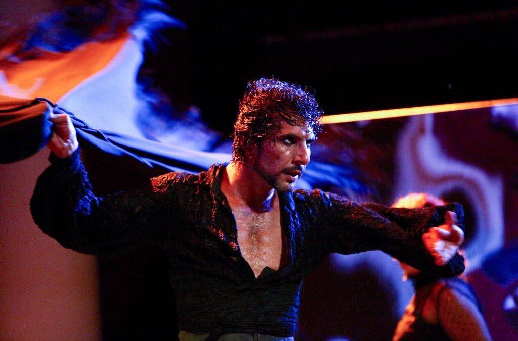 Emocionante broche final al ciclo de primavera 2017 en los Jueves Flamencos de la Fundación Cajasol en Sevilla con Mariano Bernal