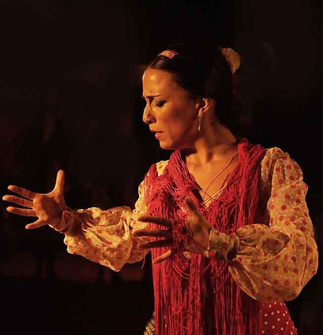 El flamenco toma protagonismo en el ciclo 'Continental, Mes de la Danza' de la Fundación Cajasol en Huelva con Palmira Durán