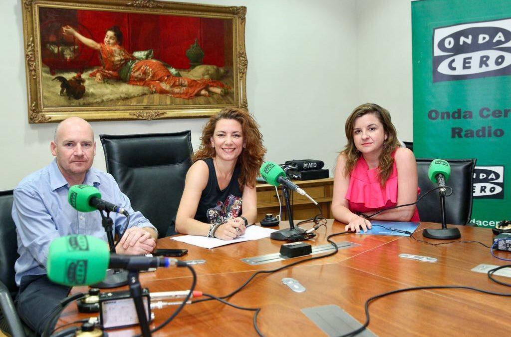 """Entrevista en 'Sevilla en la Onda': """"Intentamos acercar la programación de la Fundación Cajasol a todo tipo de público"""""""