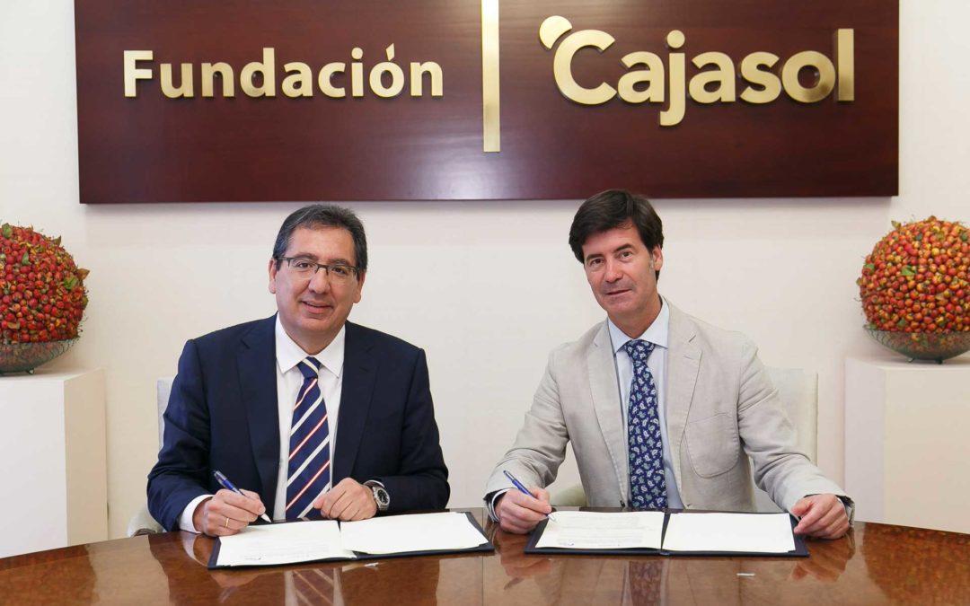 La Fundación Cajasol y la Confederación de Empresarios de Sevilla mantienen su compromiso con el empresariado de la ciudad