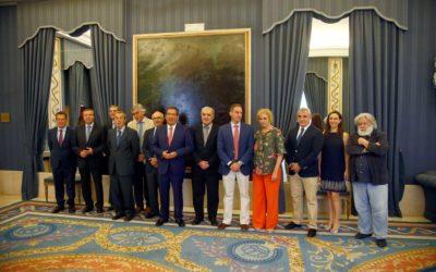 La Fundación Cajasol celebra el Patronato previo al verano en el Teatro Real de Madrid