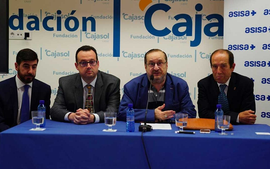 El Aula de Salud de Asisa y la Fundación Cajasol en Cádiz enseña a combatir la 'epidemia' del dolor crónico