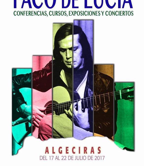 Conciertos, conferencias y exposiciones en el IV Encuentro Internacional de Guitarra 'Paco de Lucía'