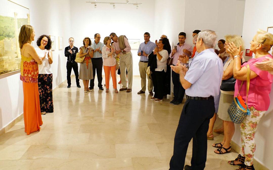 Exposición 'Itinerario', en la sede de la Fundación Cajasol en Cádiz hasta el 31 de julio