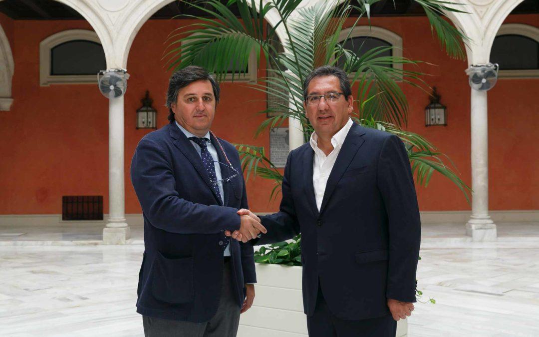 La Fundación Cajasol se mantiene como colaborador principal del Ciencias Club de Rugby