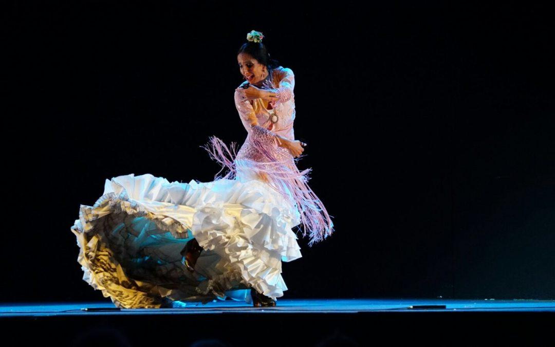 Mercedes Ruíz clausuró la I Edición del 'Estival Flamenco Cádiz' de la Fundación Cajasol