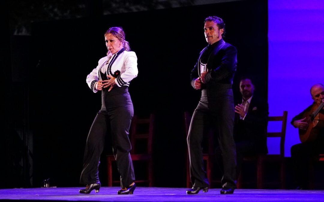 El Estival Flamenco Cádiz se viste 'De sepia y oro' con Andrés Peña y Pilar Ogalla