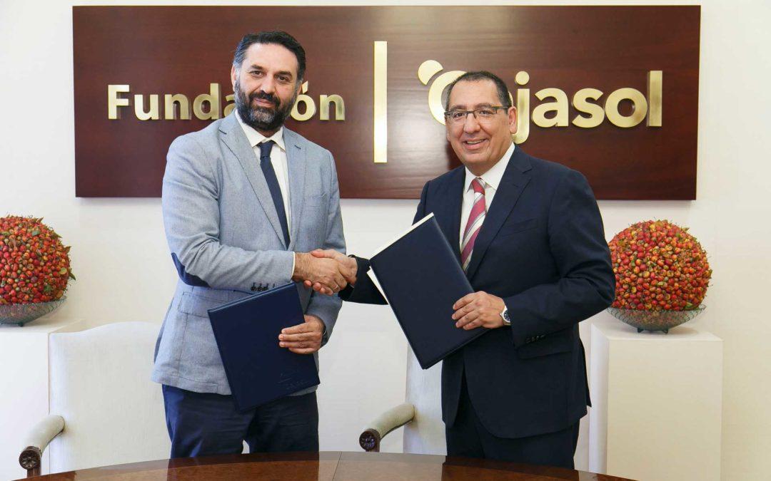 La Fundación Cajasol y la Fundación Andalucía Olímpica sellan su colaboración de apoyo al deporte de rendimiento