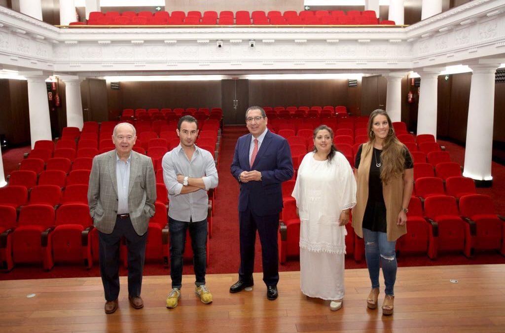 Argentina abrirá los 'Jueves Flamencos' de Otoño 2017 en la Fundación Cajasol