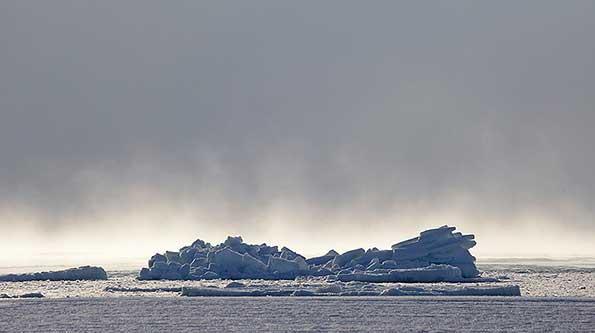 Exposición 'El Ártico se rompe', hasta el 9 de mayo en Huelva