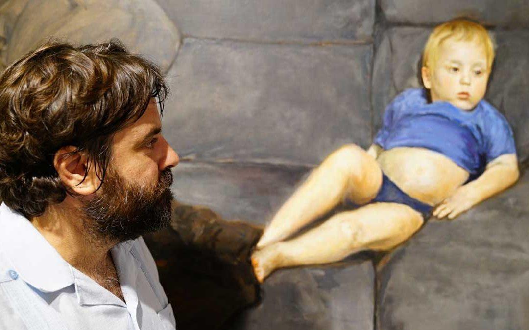 El 'arte vivo' de Pepe Baena enseña la esencia de Cádiz en la Fundación Cajasol