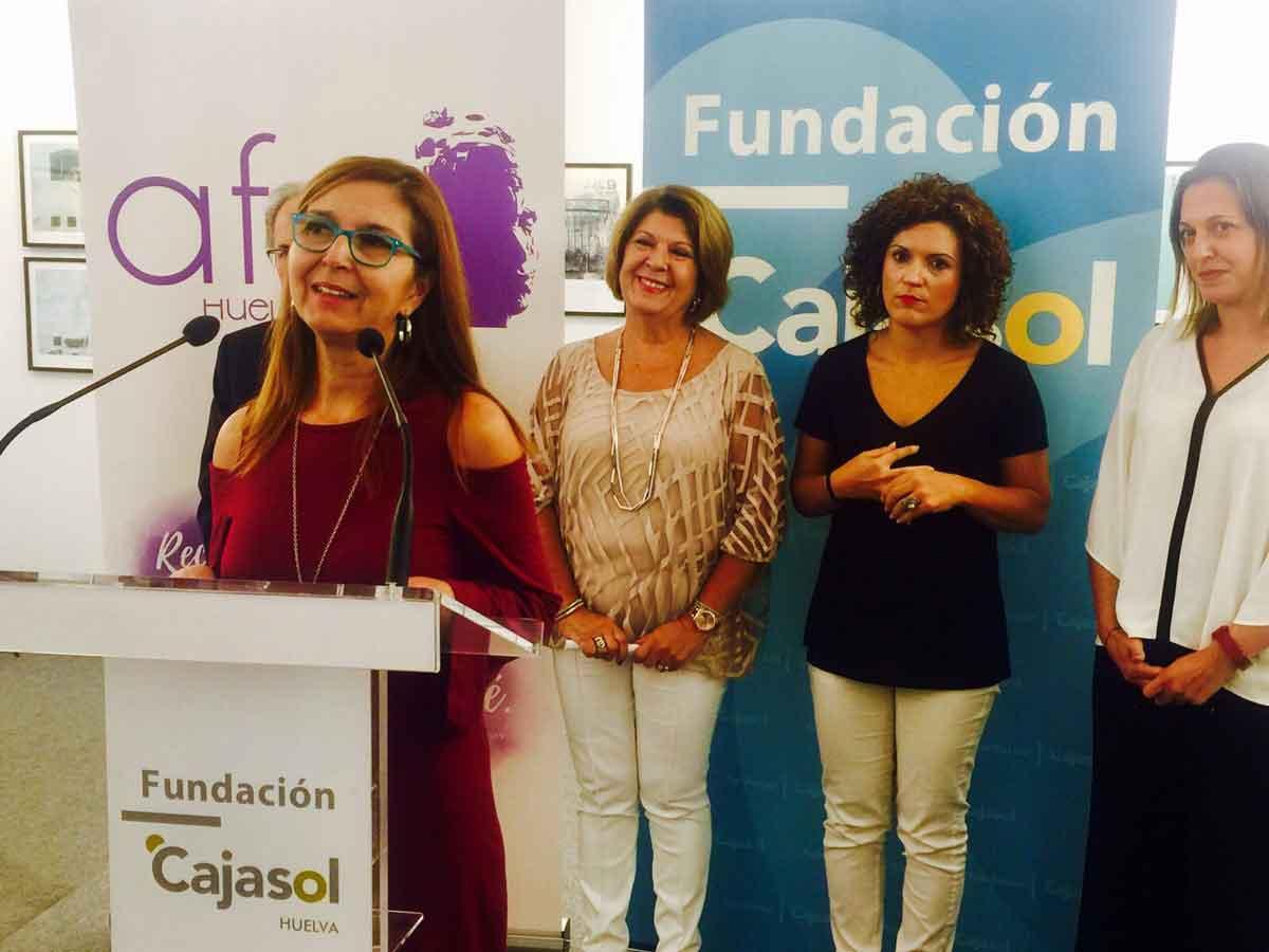 Exposición 'Frases que habitan en el olvido' en la Fundación Cajasol (Huelva)