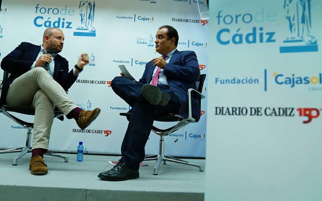 El Foro de Cádiz muestra 'cómo tener una Marca Personal exitosa'